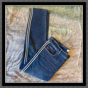 Loft Tuxedo Jean - NWOT - Size 10/30